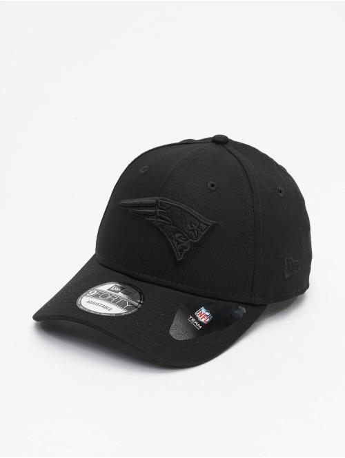 New Era Snapback Cap NFL 9Forty New England Patriots schwarz