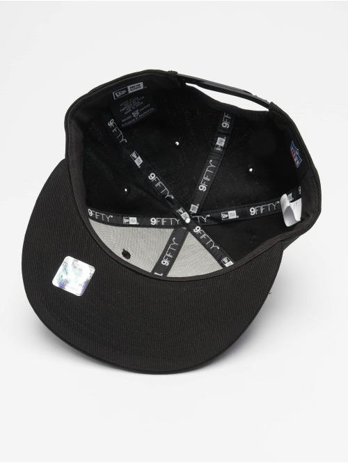 New Era Snapback Cap NFL Seattle Seahawks 9Fifty schwarz