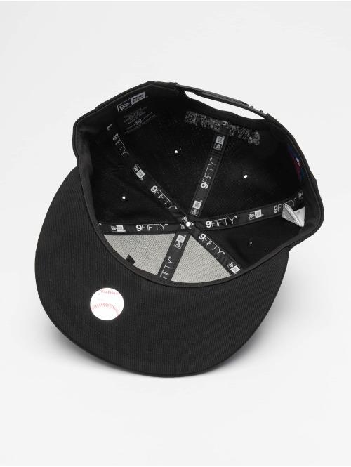 New Era Snapback Cap MLB Toronto Blue Jays 9Fifty schwarz