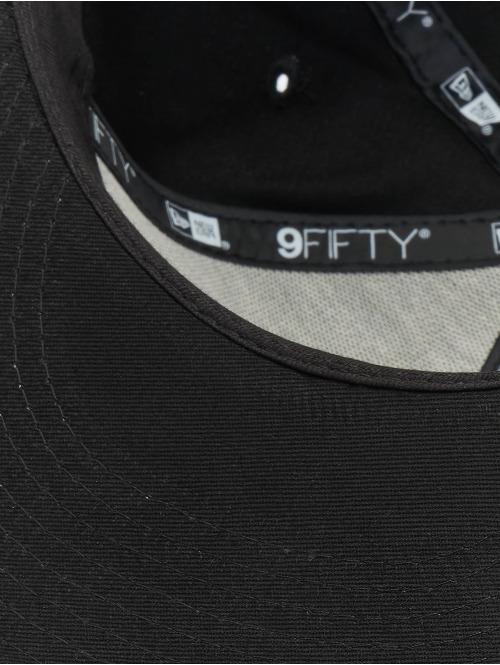 New Era Snapback Cap Script 9fifty weiß