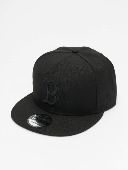 New Era snapback cap MLB Boston Red Sox 9Fifty zwart