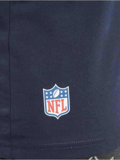 New Era T-Shirt NFL Seattle Seahawks Fan blau