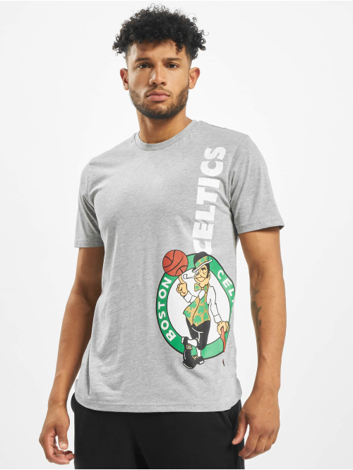 New Era T-Shirt NBA Boston Celtics Team grau