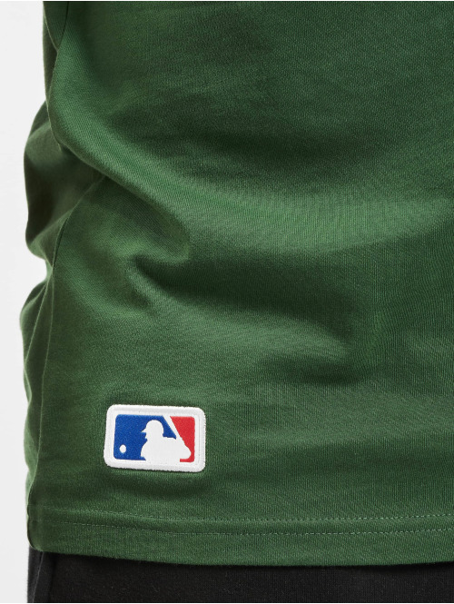 New Era T-Shirt MLB NY Yankees Seasonal Team Logo grün