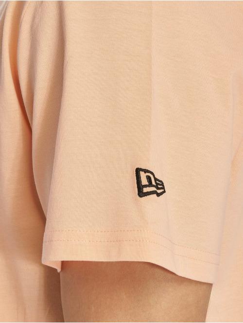New Era T-Shirt Visor Sticker orange