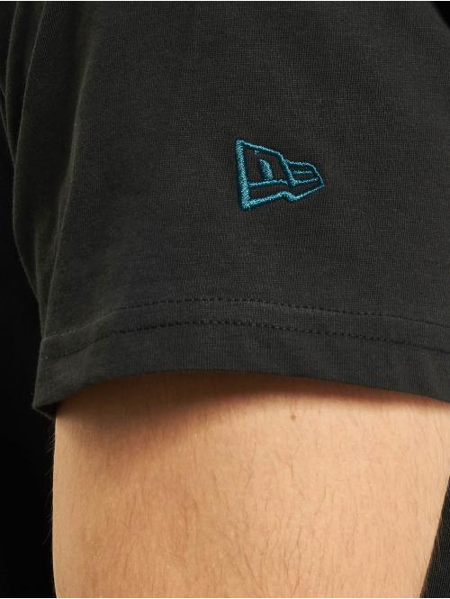 New Era T-Shirt Team Philadelphia Eagles schwarz