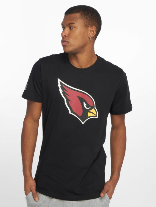 New Era T-Shirt Team Arizona Cardinals Logo schwarz