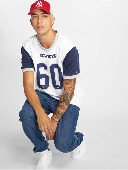 New Era T-Shirt NFL Dallas Cowboys Tri-Colour weiß