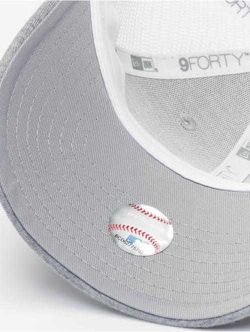 New Era Trucker Cap MLB New York Yankees Summer League 9forty grau