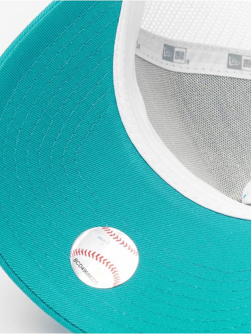 New Era Trucker Cap MLB New York Yankees League Essential 9forty A-Frame türkis