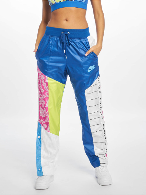 Nike Jogginghose TRK Woven Pants blau