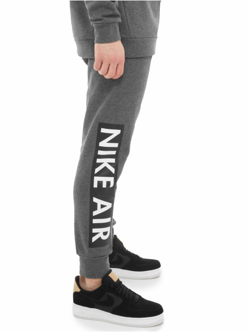 Nike Jogginghose Air grau