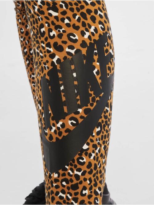 Nike Legging Desert braun