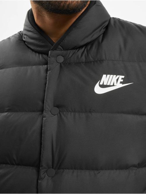Nike Performance Bomberjacke Down Fill schwarz
