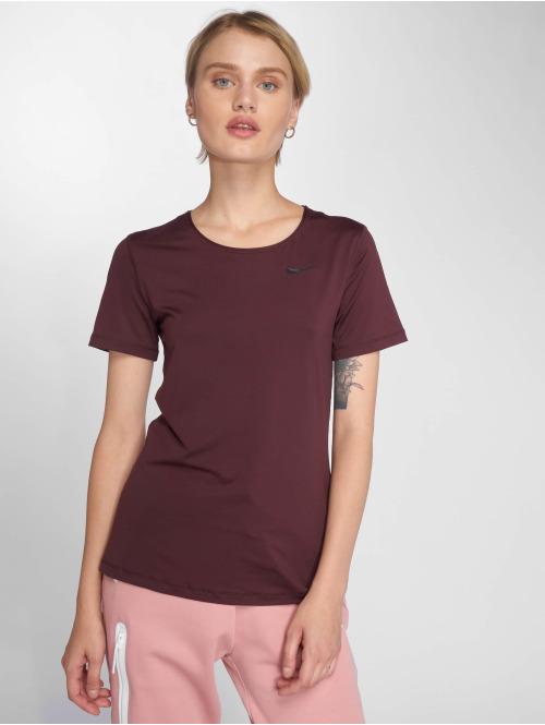 Nike Performance T-Shirt Pro rot