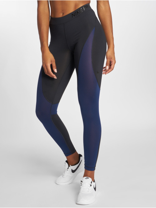 Nike Performance Tights Pro Hypercool schwarz