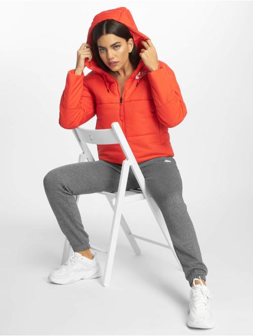 Nike Puffer Jacket Sportswear rot