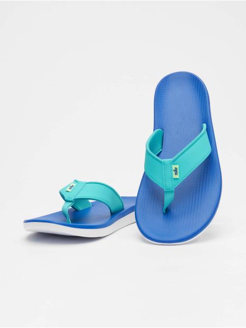 Nike Sandalen Kepa Kai Thong blau