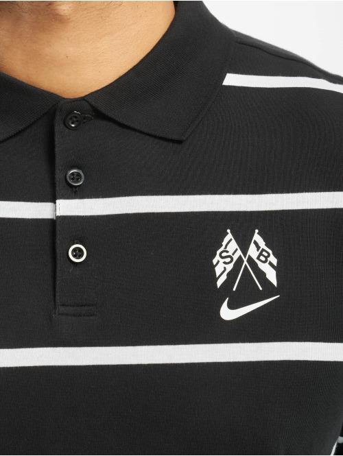 Nike SB Poloshirt Dry Polo Jersey schwarz