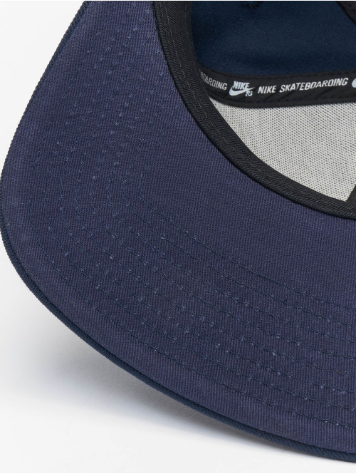 Nike SB Snapback Cap Pro blau