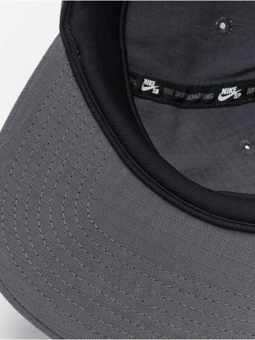 Nike SB Snapback Cap H86 Flatbill grau
