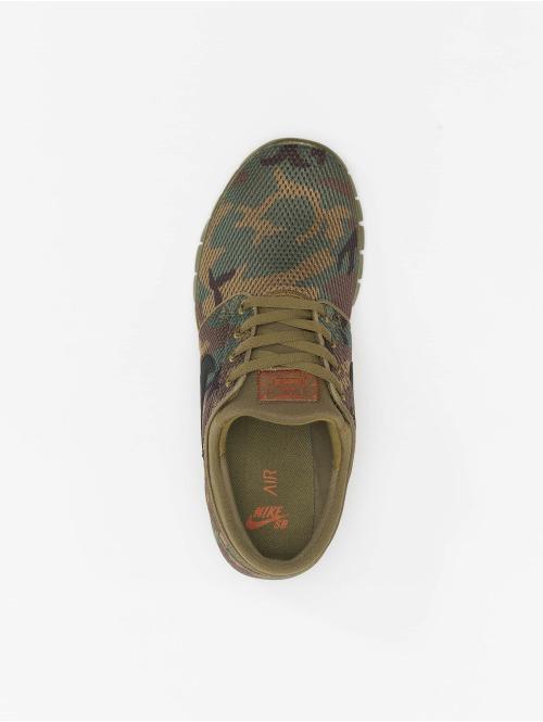 Nike SB Sneaker Stefan Janoski Max camouflage