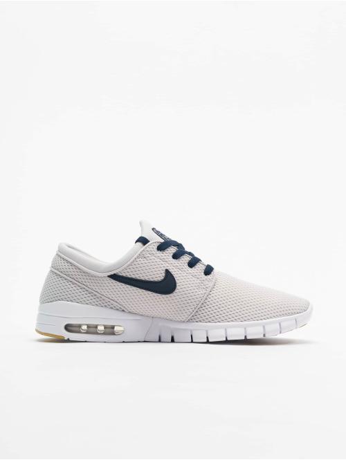 Nike SB Sneaker Stefan Janoski Max Sneakers grau