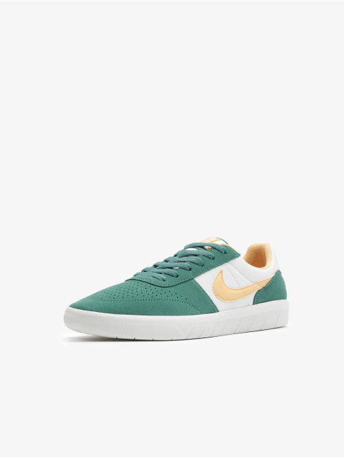 Nike SB Sneaker SB Team Classic grün