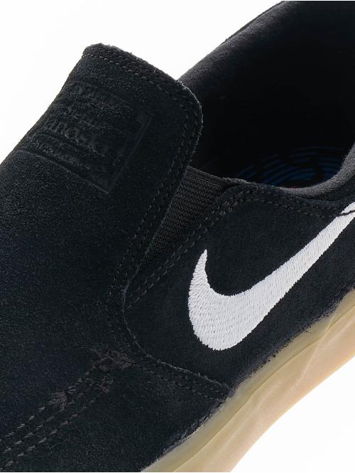 Nike SB Sneaker Zoom Janoski Slip RM schwarz
