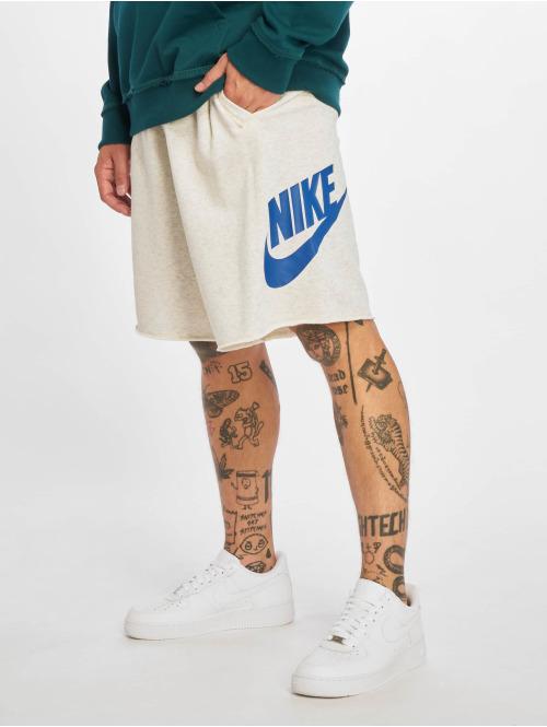 Nike Shorts HE FT Alumni beige