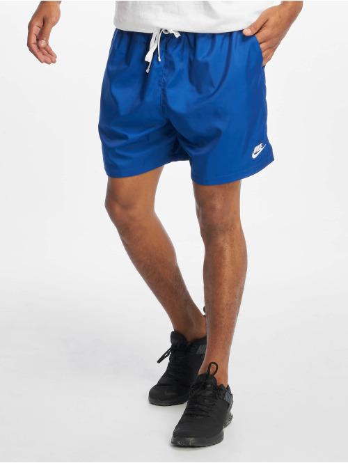 Nike Shorts CE Woven Flow blau