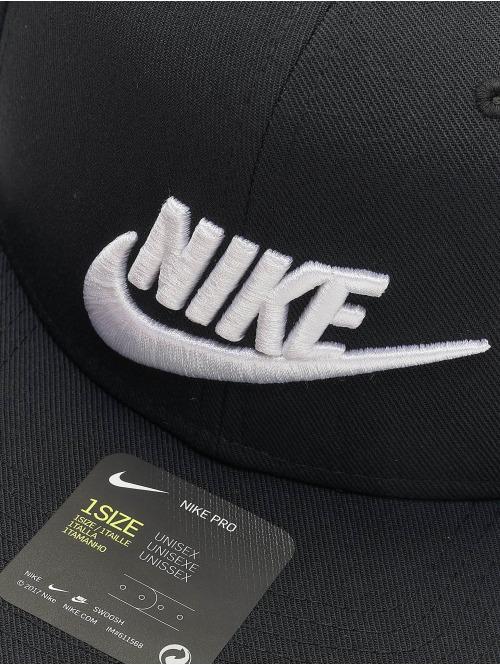 Nike Snapback Cap Sportswear Futura Pro schwarz