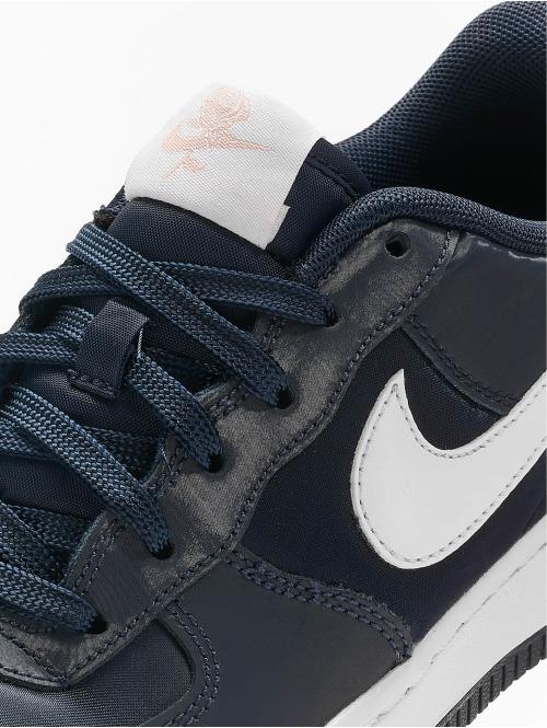 Nike Sneaker Air Force 1 Vday (GS) blau