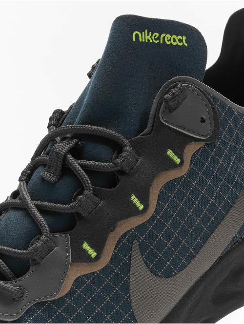 Nike Sneaker React Element 55 blau