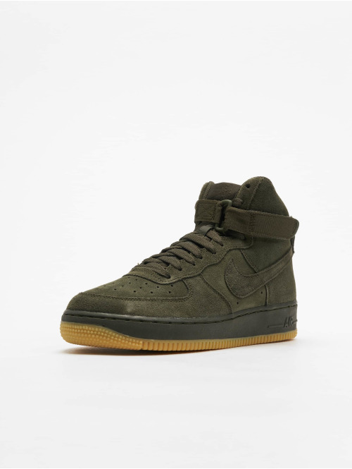 Nike Sneaker Air Force 1 High LV8 (GS) khaki