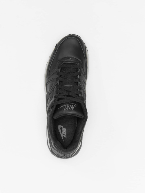 Nike Sneaker Air Max Command Leather schwarz