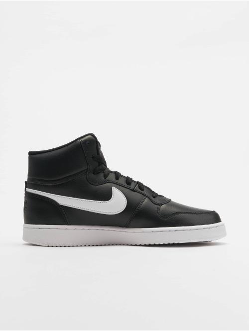 Nike Sneaker Ebernon Mid schwarz