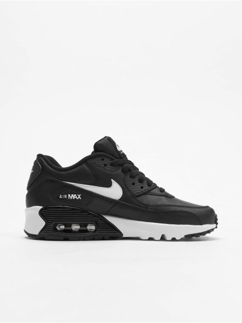 Nike Sneaker Air Max 90 Leather schwarz
