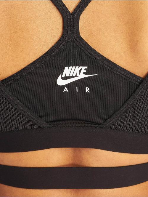 Nike Sport BH Air Mesh schwarz