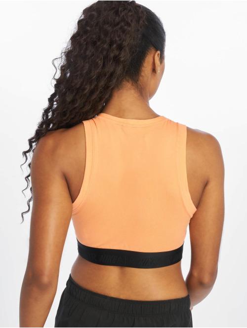 Nike Sportshirts Air Crop orange