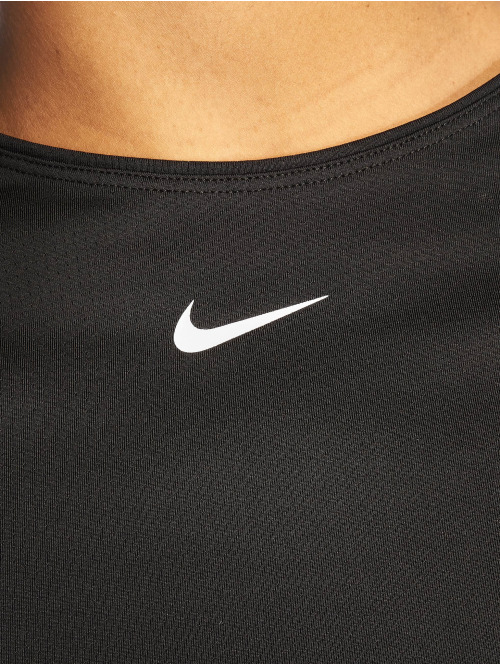 Nike T-Shirt All Over Mesh schwarz