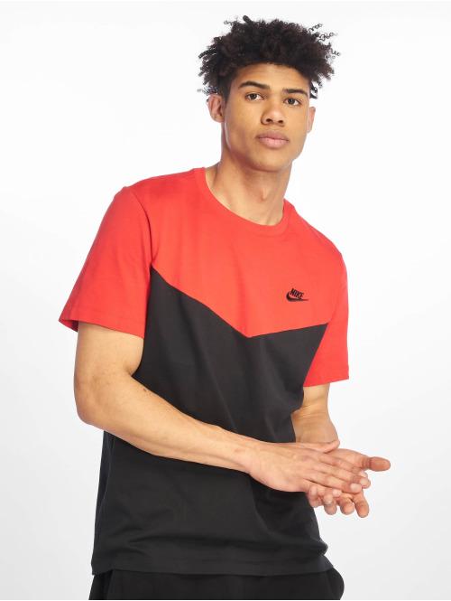 Nike T-Shirt Club WR schwarz