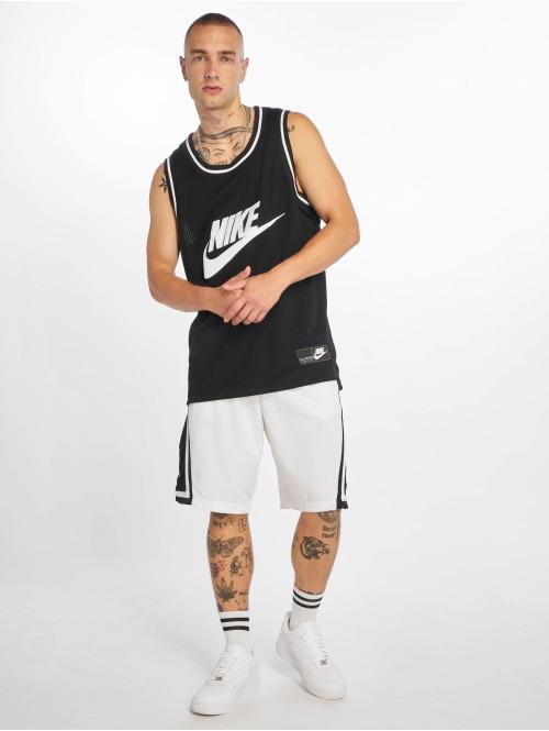 Nike Tank Tops Statement Mesh schwarz