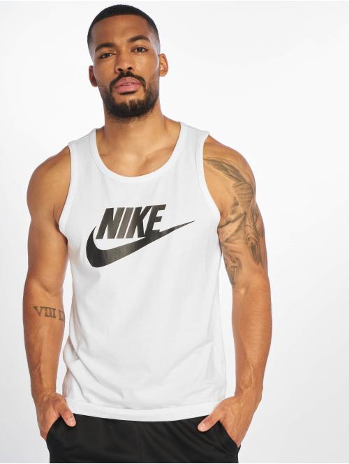 Nike Tank Tops Icon Futura Tank Top weiß