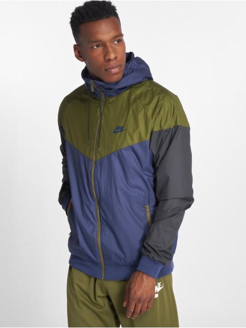 Nike Übergangsjacke Sportswear Windrunner blau