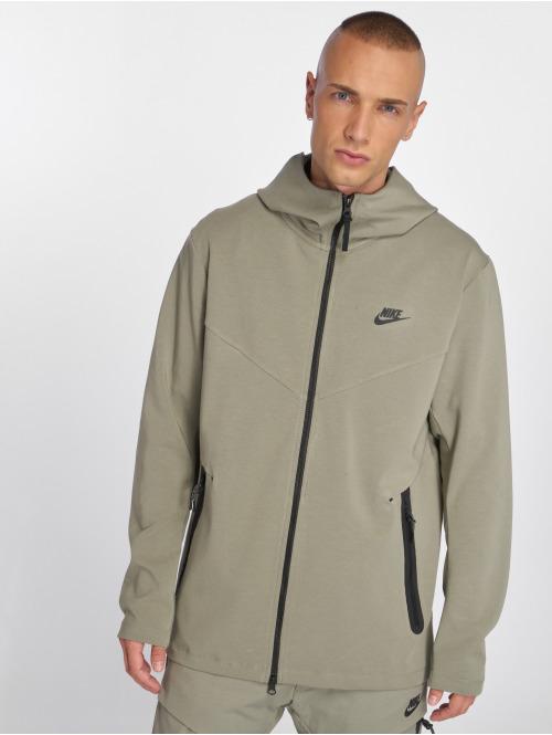 Nike Übergangsjacke Sportswear Tech grau