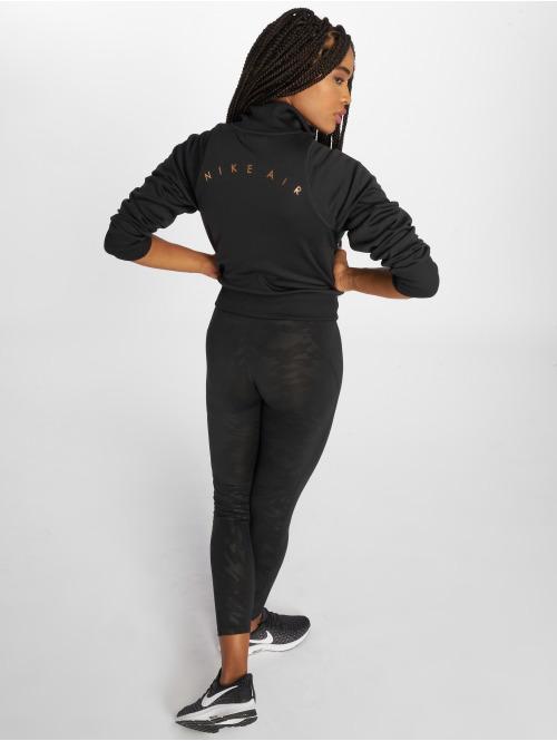 Nike Übergangsjacke Sportswear N98 Sweat schwarz