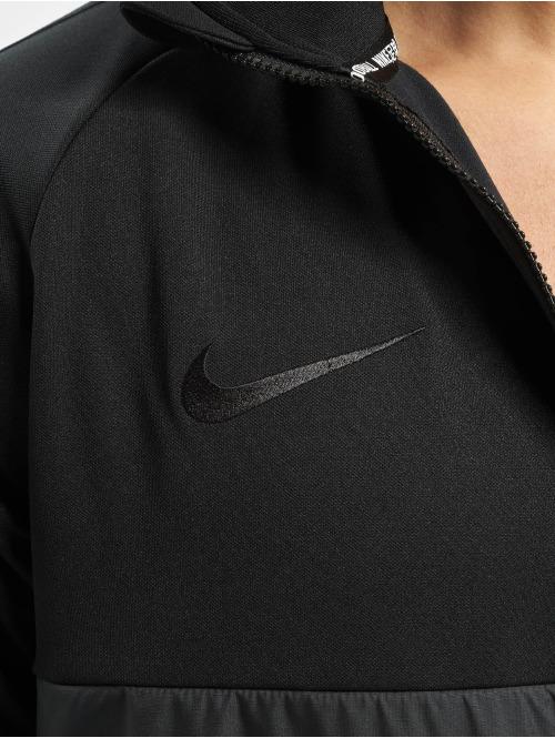 Nike Übergangsjacke F.C schwarz