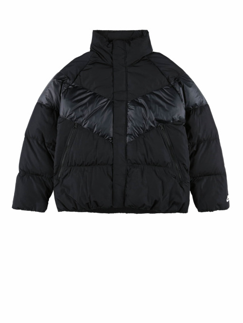 Nike Winterjacke Sportswear schwarz