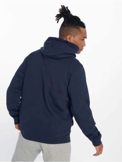 Nike Zip Hoodie Liam blau